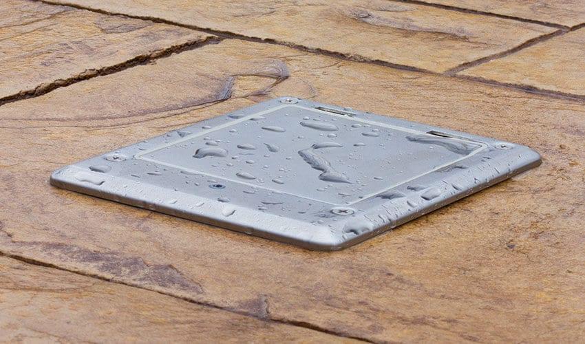 Outdoor Floor Boxes