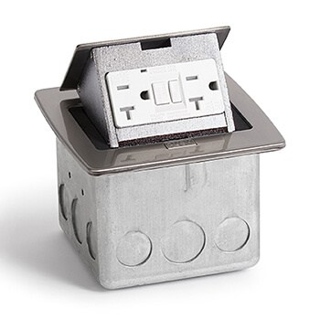 Kitchen Countertop Pop Up Outlets